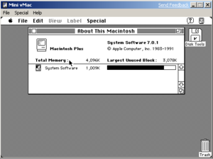 Mini vMac - Computer History Wiki