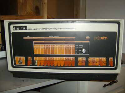 PDP-8/M from Brian Stuart's collection